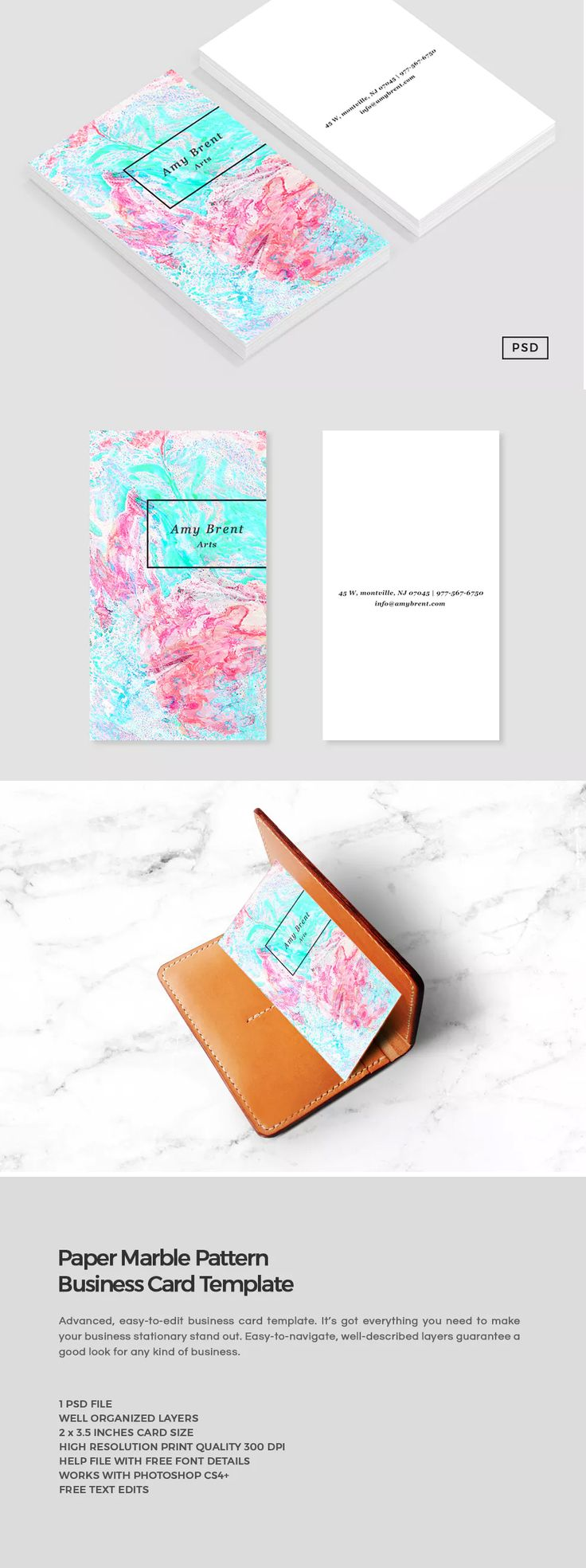 137 Best Business Card Template Images On Pinterest Business Card