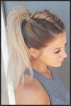 27 Easy Cute Hairstyles for Medium Hair   Medium hair #Frisuren #HairStyles