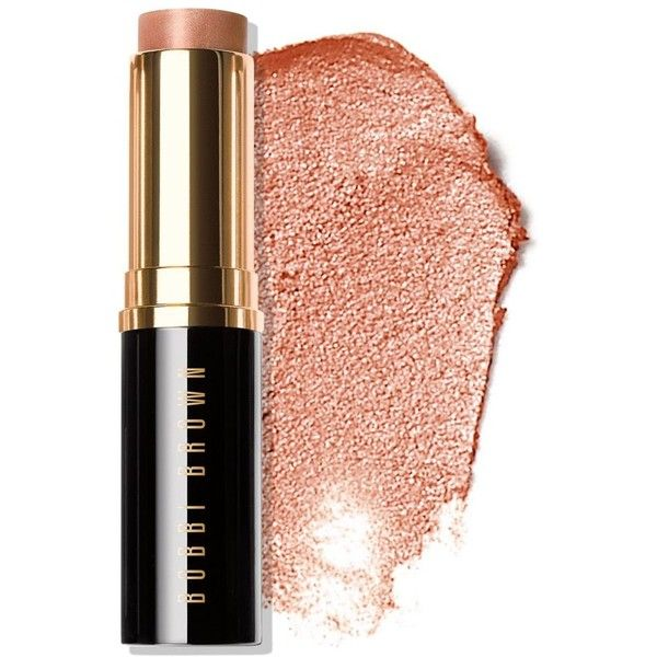 Bobbi Brown 'Glow Stick' highlighter 9g ❤ liked on Polyvore featuring beauty products, makeup, beauty, filler and bobbi brown cosmetics