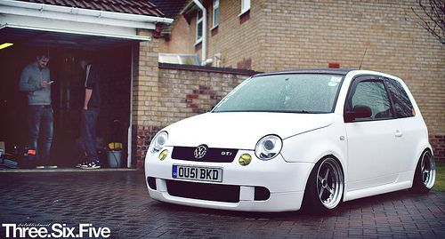 decked lupo gti
