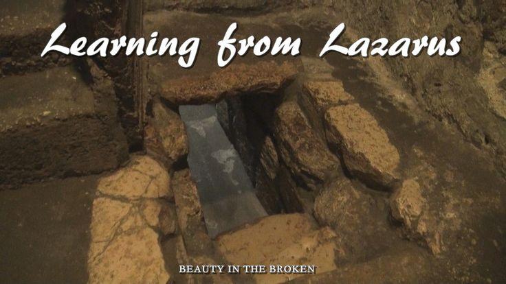 Encouragement for Christians,  Lazarus, faith, healing, Jesus