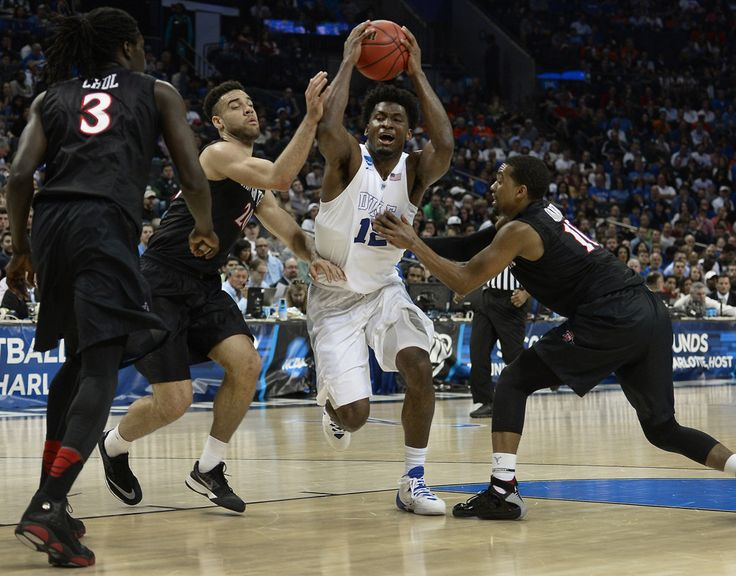 Try to find a mock draft that has Justise Winslow as the number one overall pick. I doubt you can find a website or media property that projects Winslow that high. Now try to find …