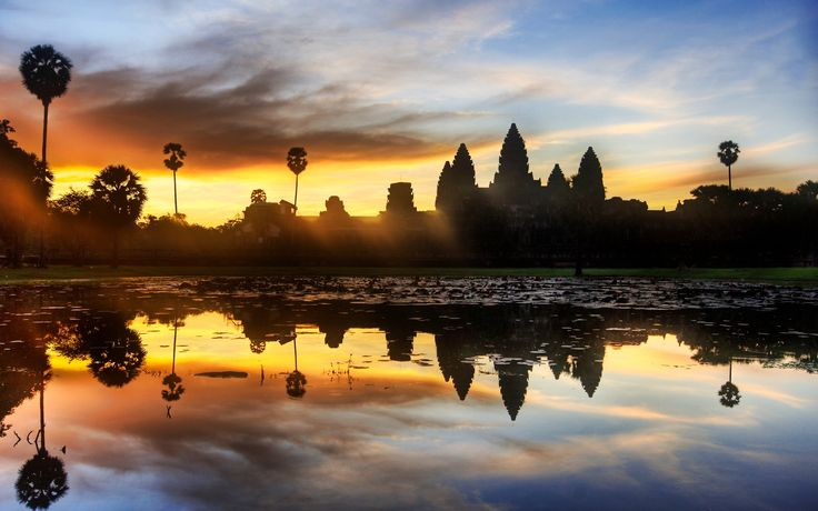 Cambodia travel guide, places to explore by Guiddoo