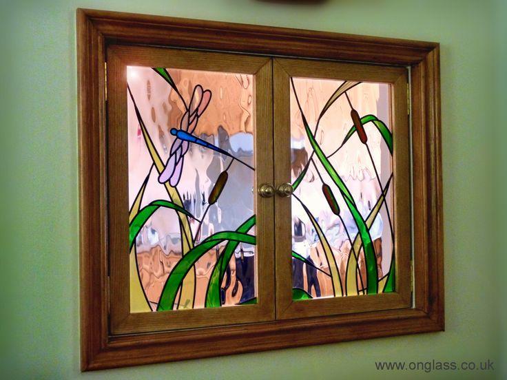Dragonfly designed to fit kitchen serving hatch windows.