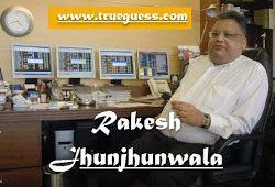 5000 रूपए से 5000 करोड़ रूपए कमाने वाले Rakesh Jhunjhunwala की success Story हिंदी में |