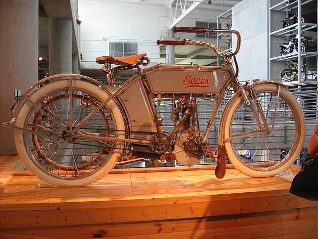 42 Best Sears Motorcycle Images On Pinterest Biking