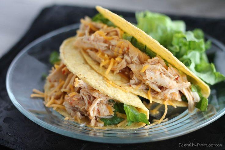 Crockpot Chicken Ranch Tacos2
