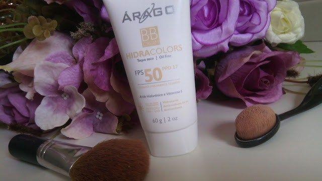 Base FPS50 – Arago Fórmula exclusiva para a pele das brasileiras.  Base gel-creme tonalizante FPS 50, toque seco com alta proteção UVA+UVB associado à Tecnologia do Ácido Hialurônico vetorizado por Silício. Possui ação antiage, antioxidante e efeito mate.