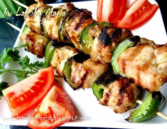 Шашлык из свинины 15 пошаговых рецептов с фото на сайте