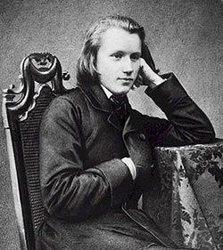 johannes_brahms: Born: May 7, 1833, Hamburg, Germany Died: April 3, 1897,   Symphony No. 3