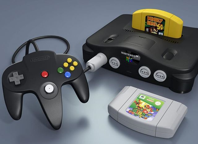 Could a Nintendo 64 Classic be on the horizon? #nintendo #n64 #classics #oldschoolgames