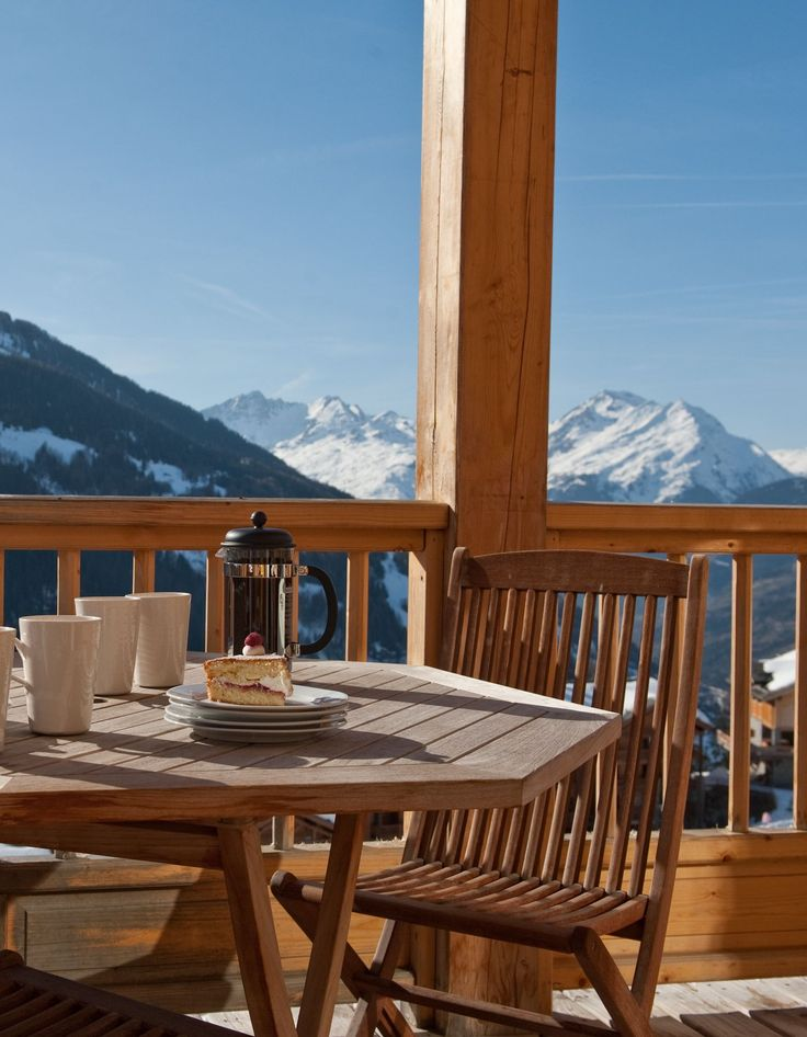 Afternoon tea views, don't get better than this!