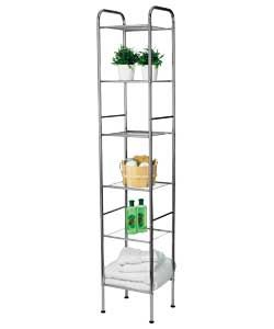 The Art Gallery  Tier Wire Shelf Unit Argos H W D