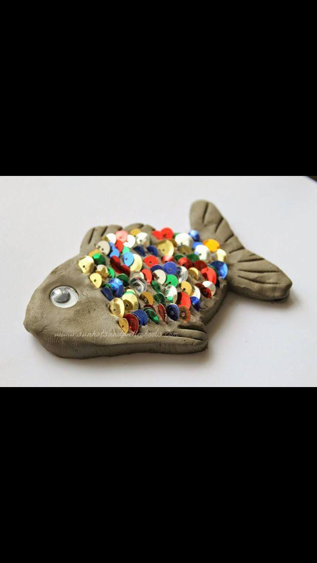 Fine motor fish