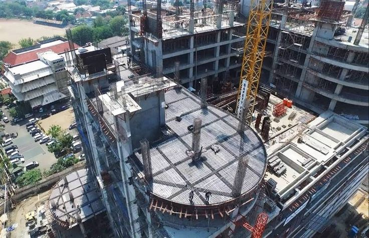 Apartemen Sentraland: High-rise Building