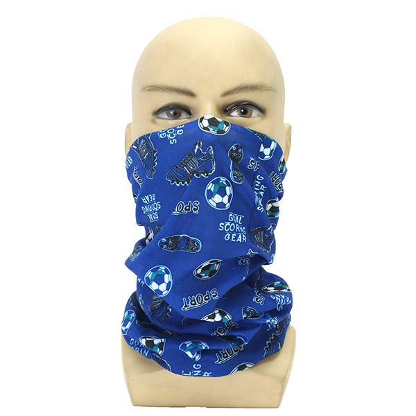 Football Face Mask Headbrand Hat Bracer Cuff For Motorcycle Fishing Riding Skiing Running