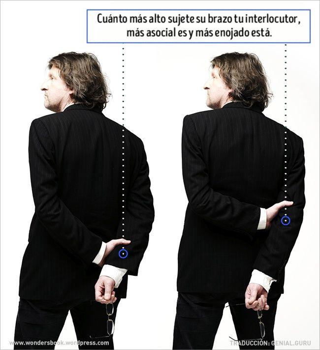 Secretos del cuerpo que teserán útiles alcomunicarte