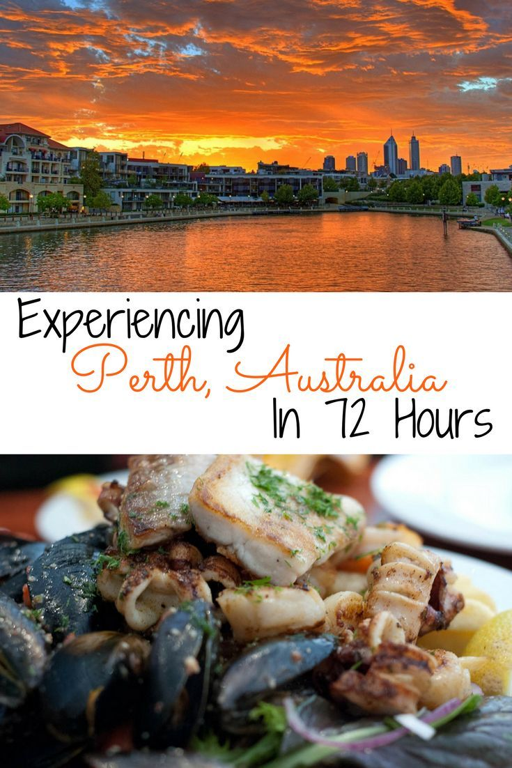 What you need to know to experience Perth, Australia in just three days. From where to stay to what to do.