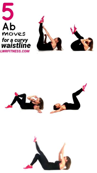Ab Workout for Women at Home