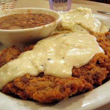 Del Rancho Chicken Fried Steak