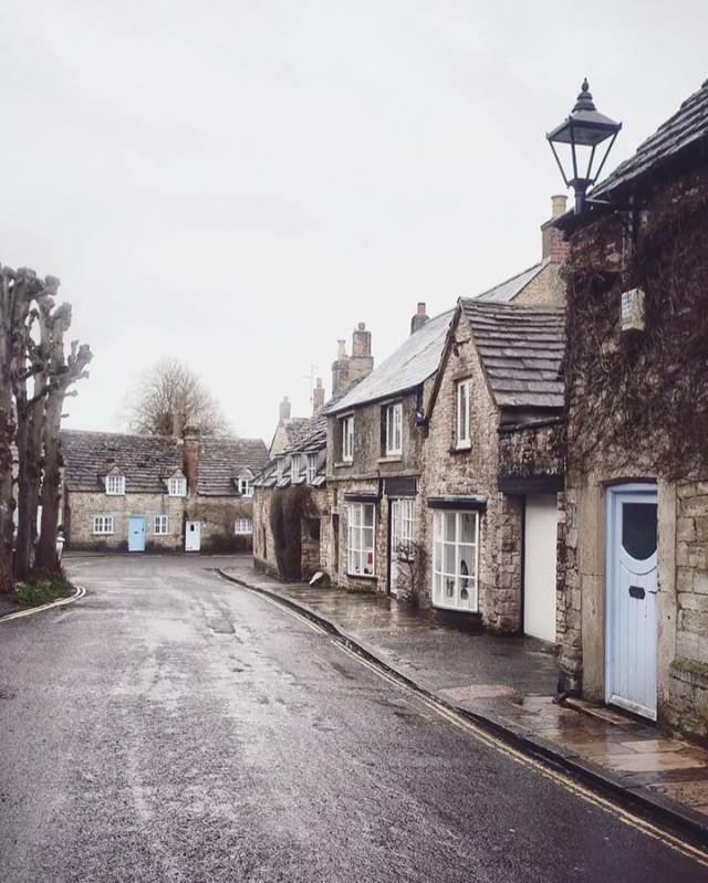 Rainy day in Dorset