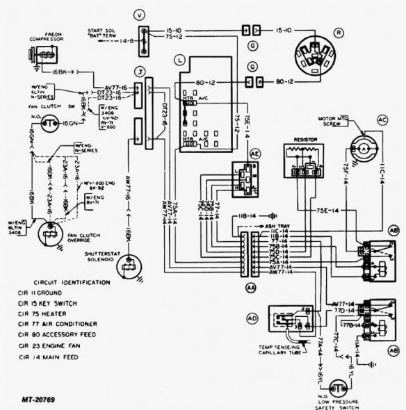 York Condenser Wiring Diagram Di 2020 Dengan Gambar