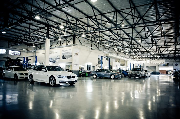 The BMW Workshop