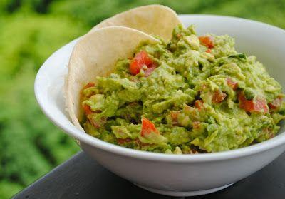 Невыразимая легкость кулинарного бытия...: Гуакамоле