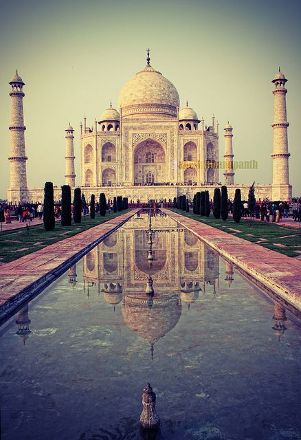 Taj MahalReflections Tajmahal, Tajmahal India