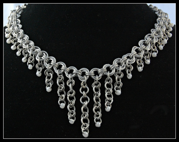 Chainmaille Necklace.