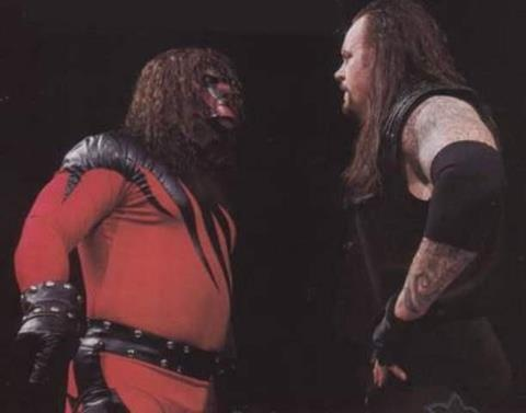 One of the best rivalries in the history of WWE was the Undertaker versus his half brother Kane. The story was built up in such amazing form that their match at WrestleMania XIV became one of the most anticipated in WWE history.