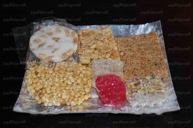 Halawet el mawlid ... prophet Mohammad's birthday celebrating sweets..
