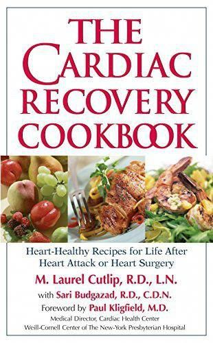The recipe book for heart recovery: healthy recipes for life after a heart attack …   – heart healthy meals