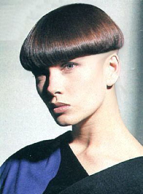 You gotta love a bowl cut | loveshavednapes | Flickr