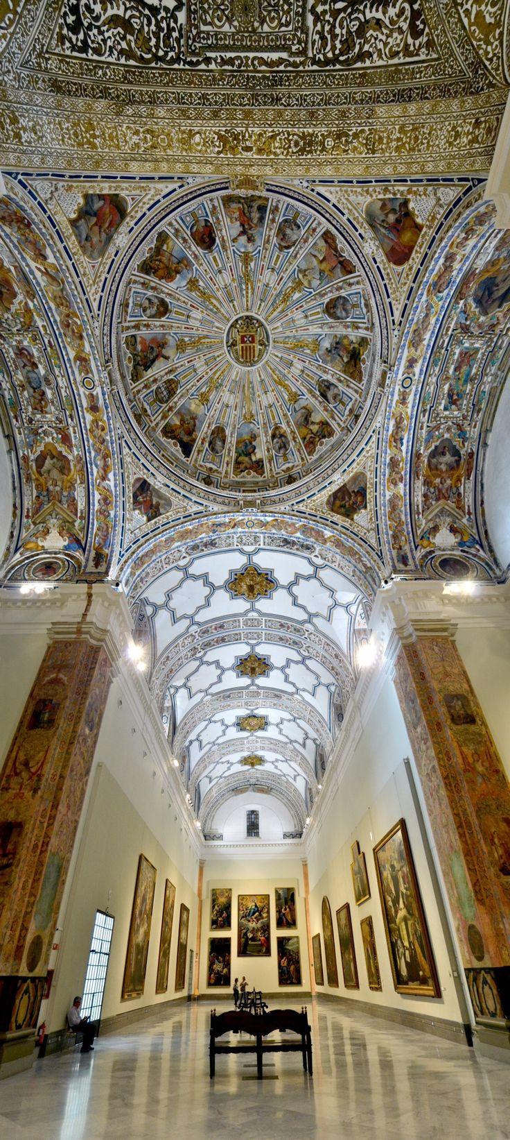 Museo Bellas Artes Sevilla by Jose Carlos Martín Fuentes on 500px
