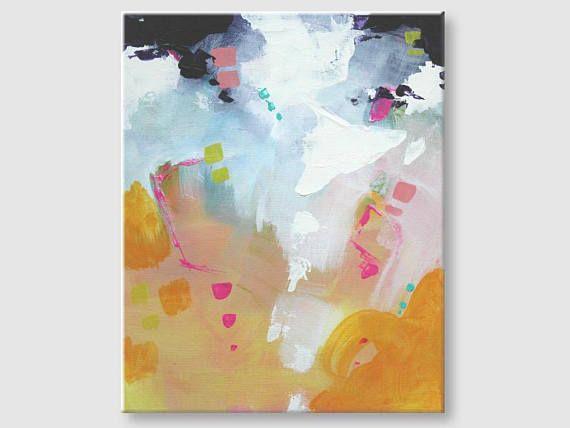 Abstract painting by Svetlansa #painting #abstract #svetlansa #homedecor #pink #beige #blue #artwork #wallart #abstractart #artideas #artinspiration #abstractartpaintings #artabstract #etsy