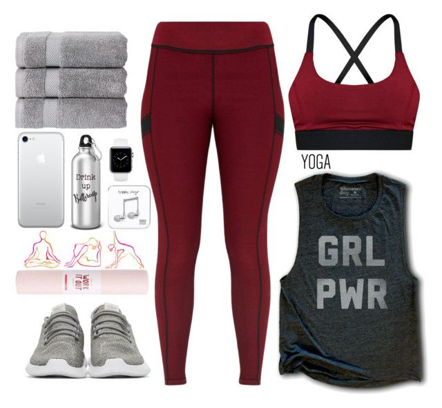 """""""Untitled #168"""" by leajavorova ❤ liked on Polyvore featuring Christy, adidas Originals and Miss Selfridge"""