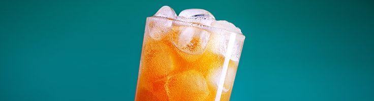 Soda Campari Orange