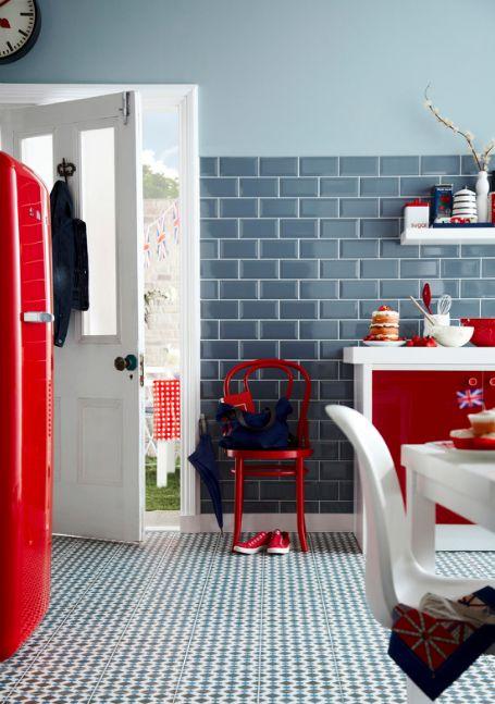 Kitchen Tiles Colour Combination 59 best colour in the kitchen images on pinterest | kitchen ideas