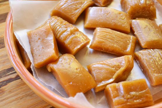 Homemade Holiday: Salted Caramels