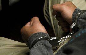 Detiene policía estatal a sujeto por portación ilegal de arma de fuego en Loma Bonita