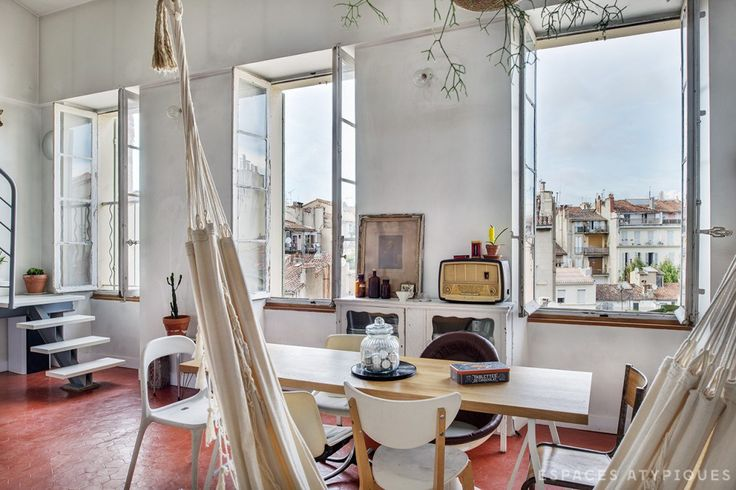 Un duplex bohème à Marseille | PLANETE DECO a homes world