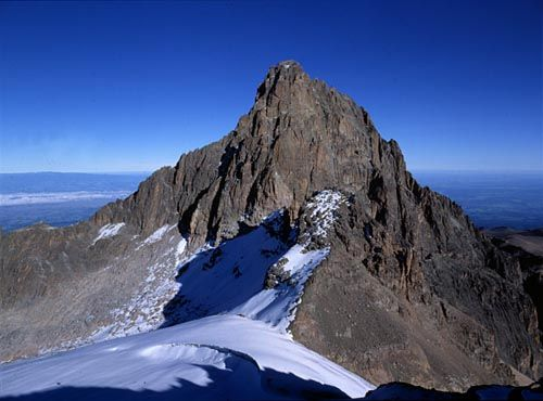 Mount Kenya is Africa's second highest mountain at 5,199m and the highest of all Kenya Mountains. Mount Kenya trek is roughly circular, abou...