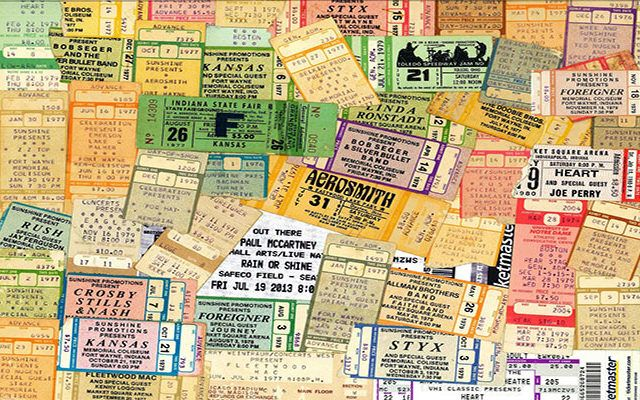 Where to Buy Concert Tickets