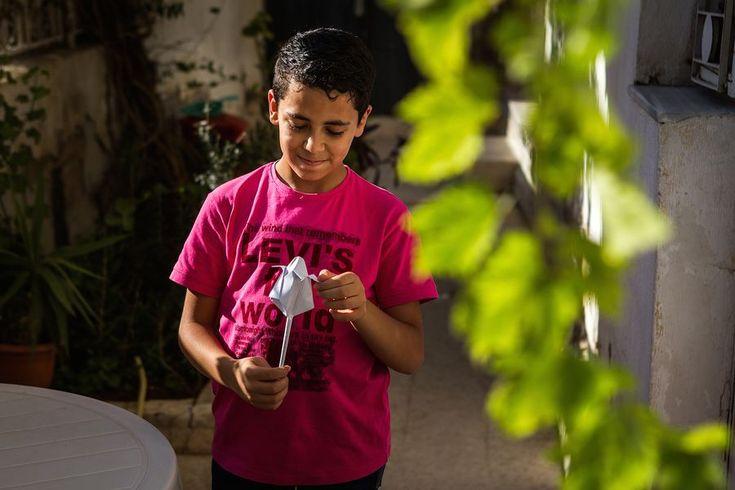 13-vuotias syyrialaispoika opetteli suomen kielen vuodessa