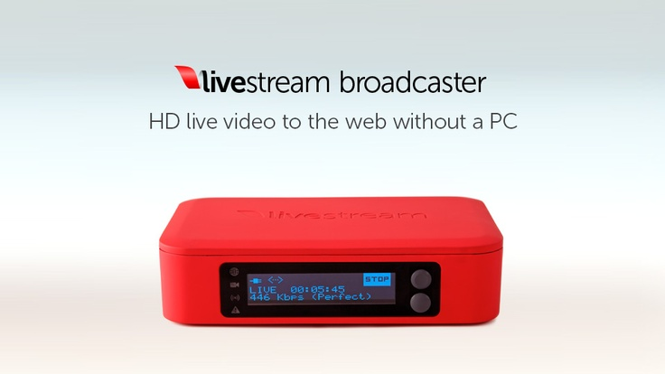 Thinking of one of these for webcasting school events.