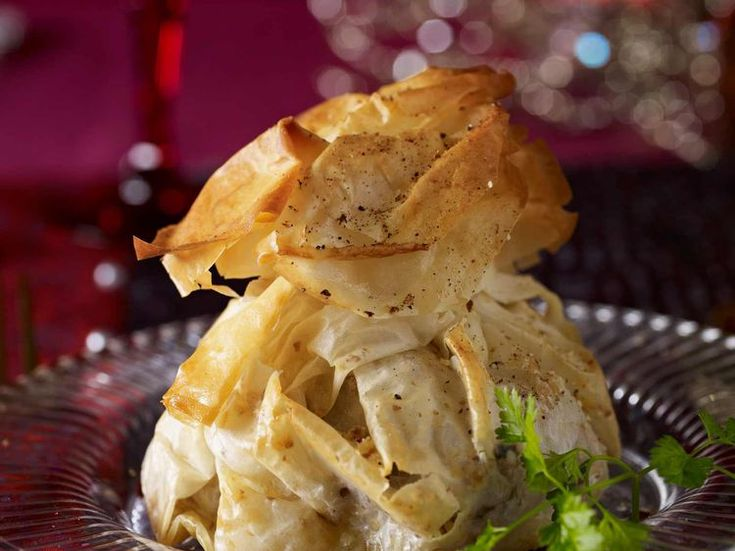 Découvrez la recette Croustillant de boudin blanc aux morilles sur cuisineactuelle.fr.