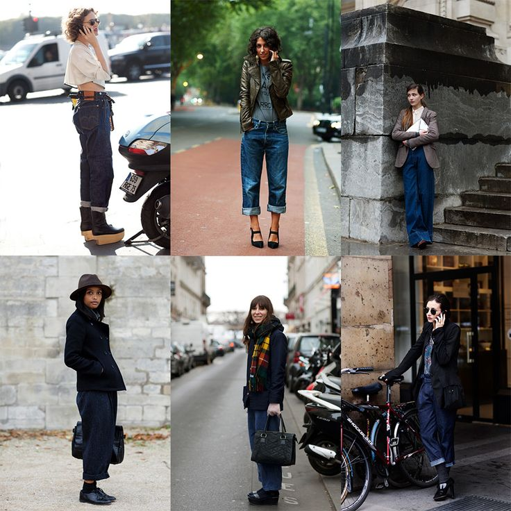 If You're Thinking About…..Loose Denim « The Sartorialist