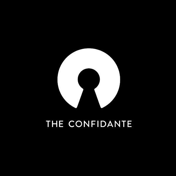 The Confidante by RE: #logo #branding #design