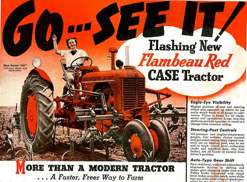 Case Tractor Posters : Best s farming images on pinterest old tractors